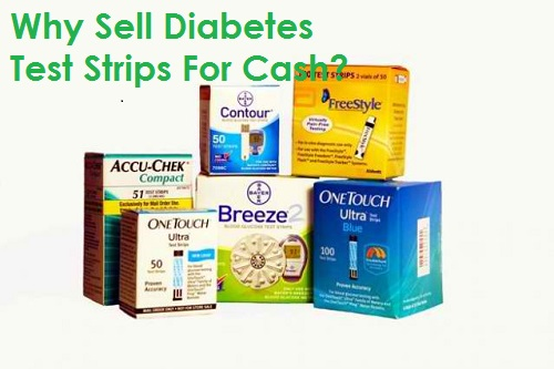 Why Sell Diabetic Test Strips For Cash?